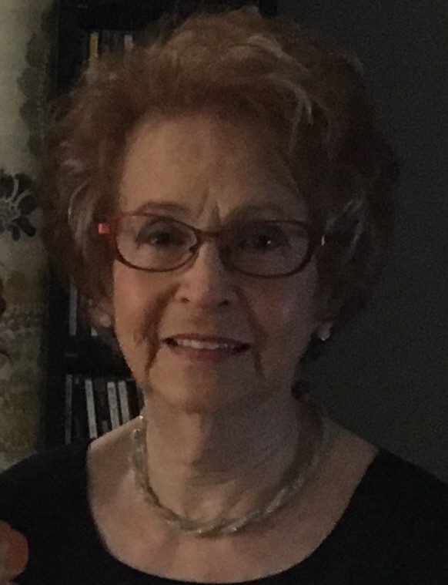 Mme Dora Girard Perron - 1 juillet 2018