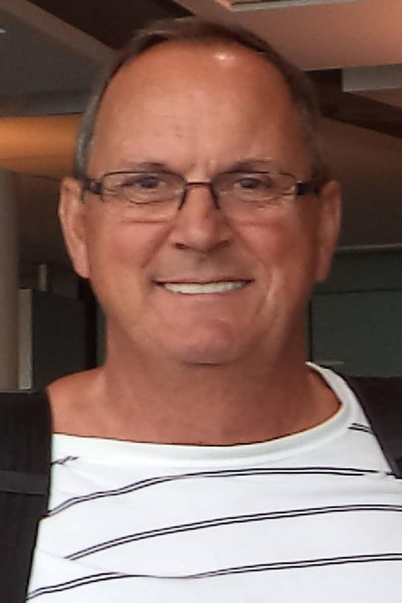 M. Michel Blackburn - 14 mai 2018