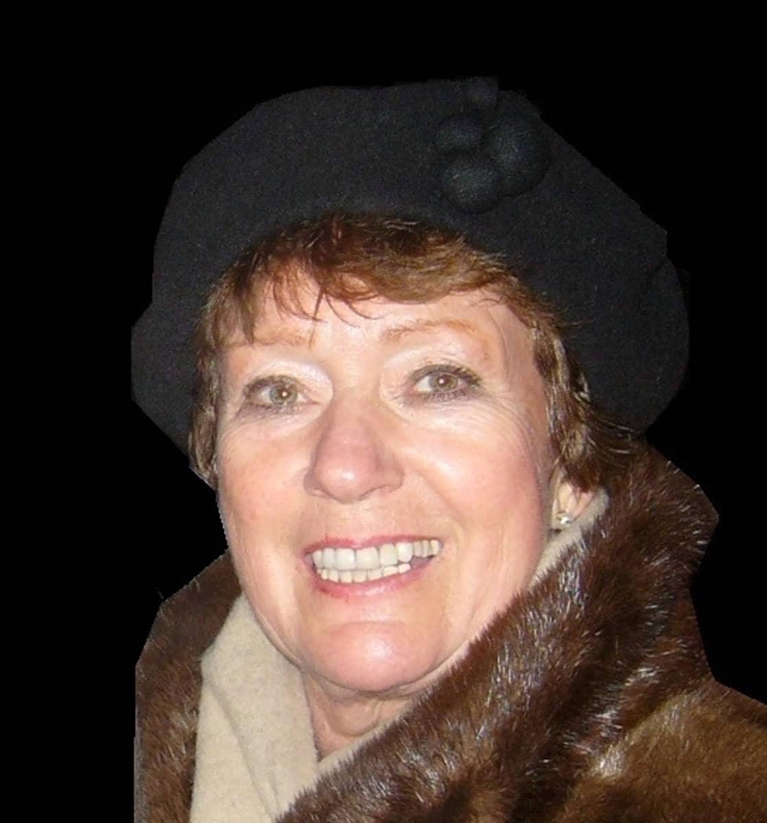 Mme Gisèle Gaudreault Deschênes - 13 octobre 2018