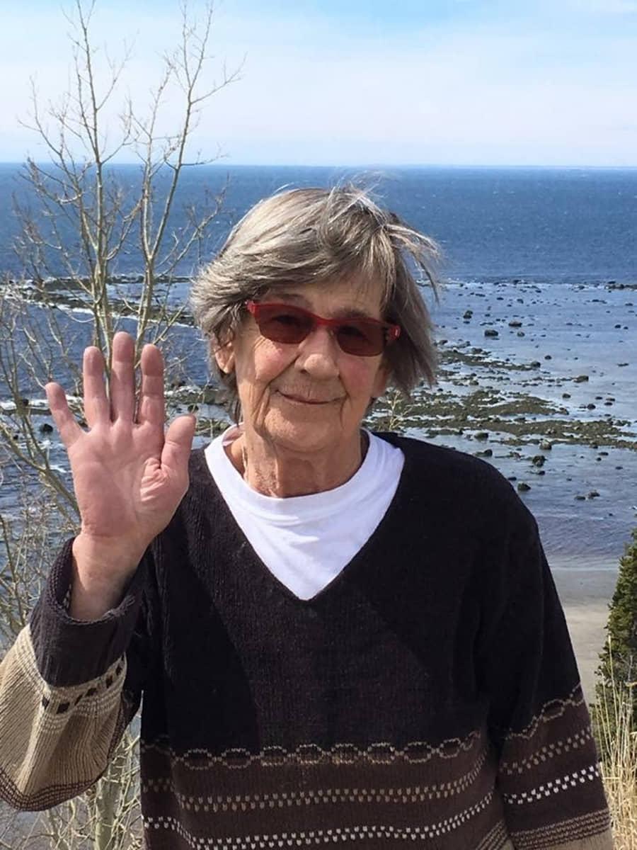 Mme Ghislaine Gaudreault Poirier - 17 octobre 2018
