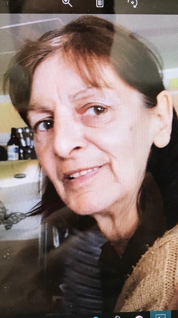 Mme Christiane Laforge - 30 octobre 2018