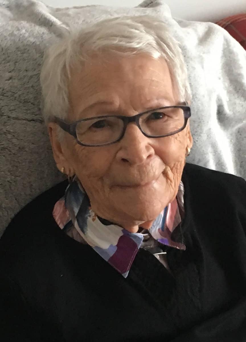 Mme Gisèle Bouchard - 16 janvier 2019