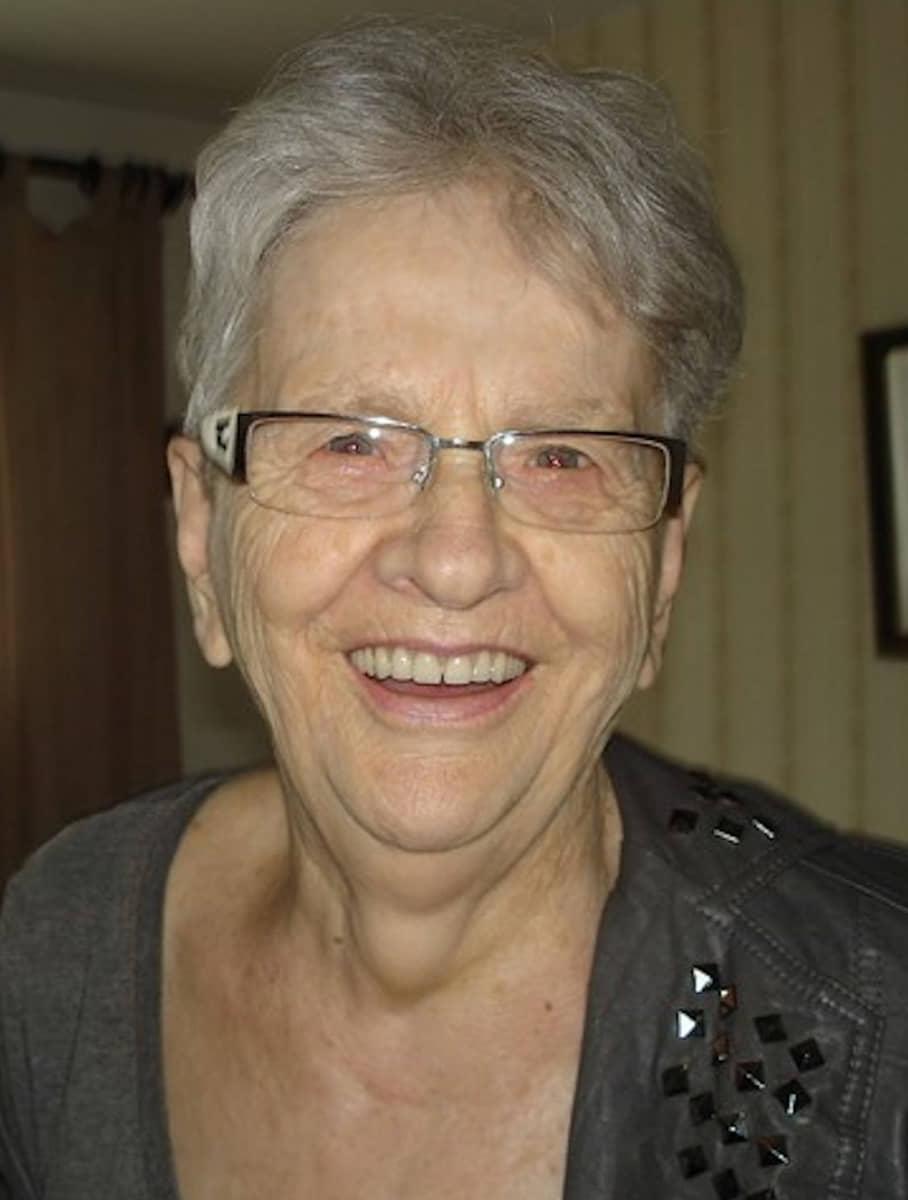 Mme Françoise Gagnon - 2 juin 2019