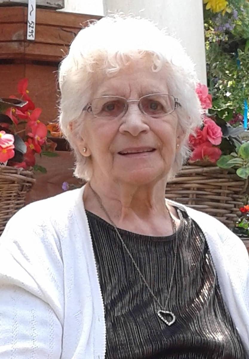Mme Lucienne Belley Boucher - 7 juin 2020