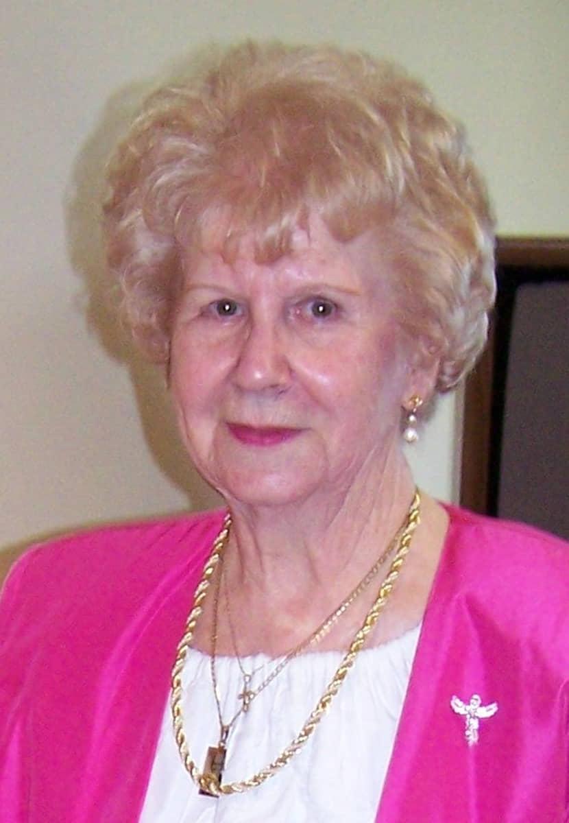 Mme Anita Fontaine Gosselin - 8 septembre 2020