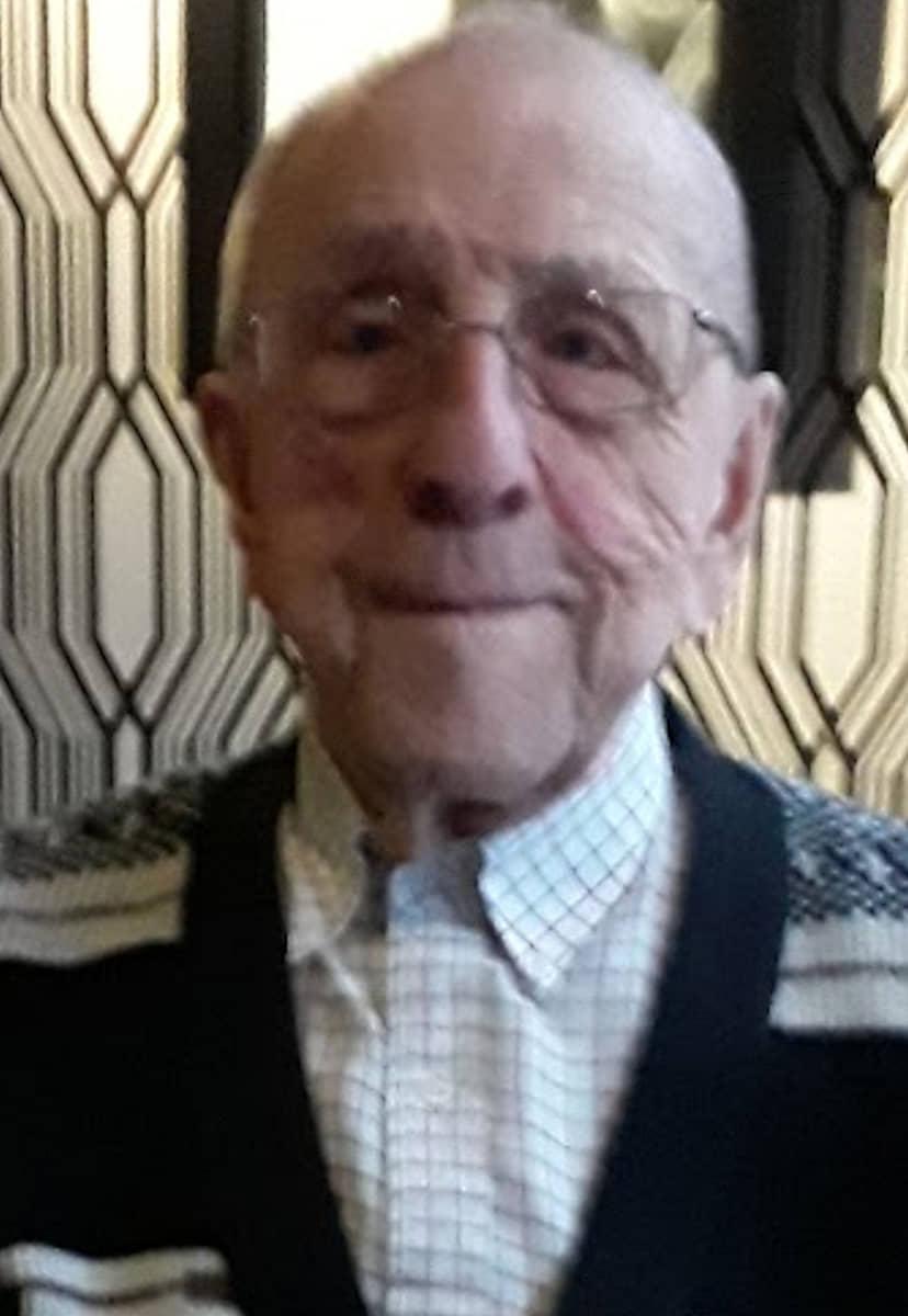 M. Marius Tremblay - 27 octobre 2020
