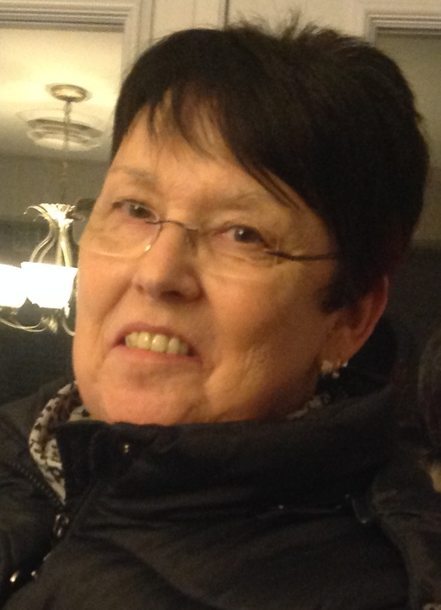 Mme Lise Desmeules - 11 novembre 2020