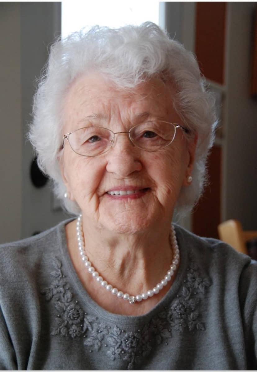 Mme Julia Noël Gallant - 7 décembre 2020