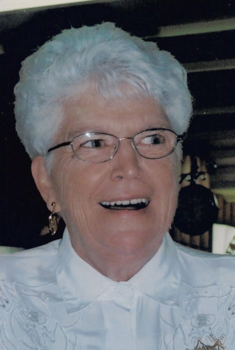 Mme Rose-Yvonne Tremblay (Lagacé) - 27 janvier 2021